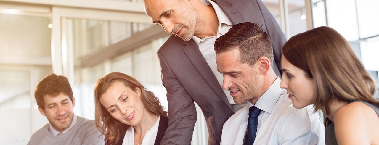Bürotechnik - Konzeptentwicklung Dokumentenmanagement